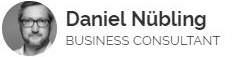 Daniel Nübling - Business Consultant
